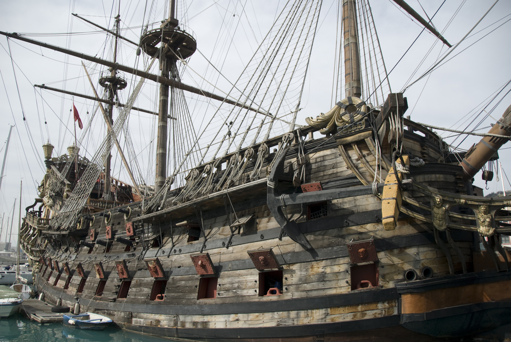 Manila Galleon